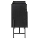 Interstil Ladenkast 'Norse' 95cm, kleur Zwart