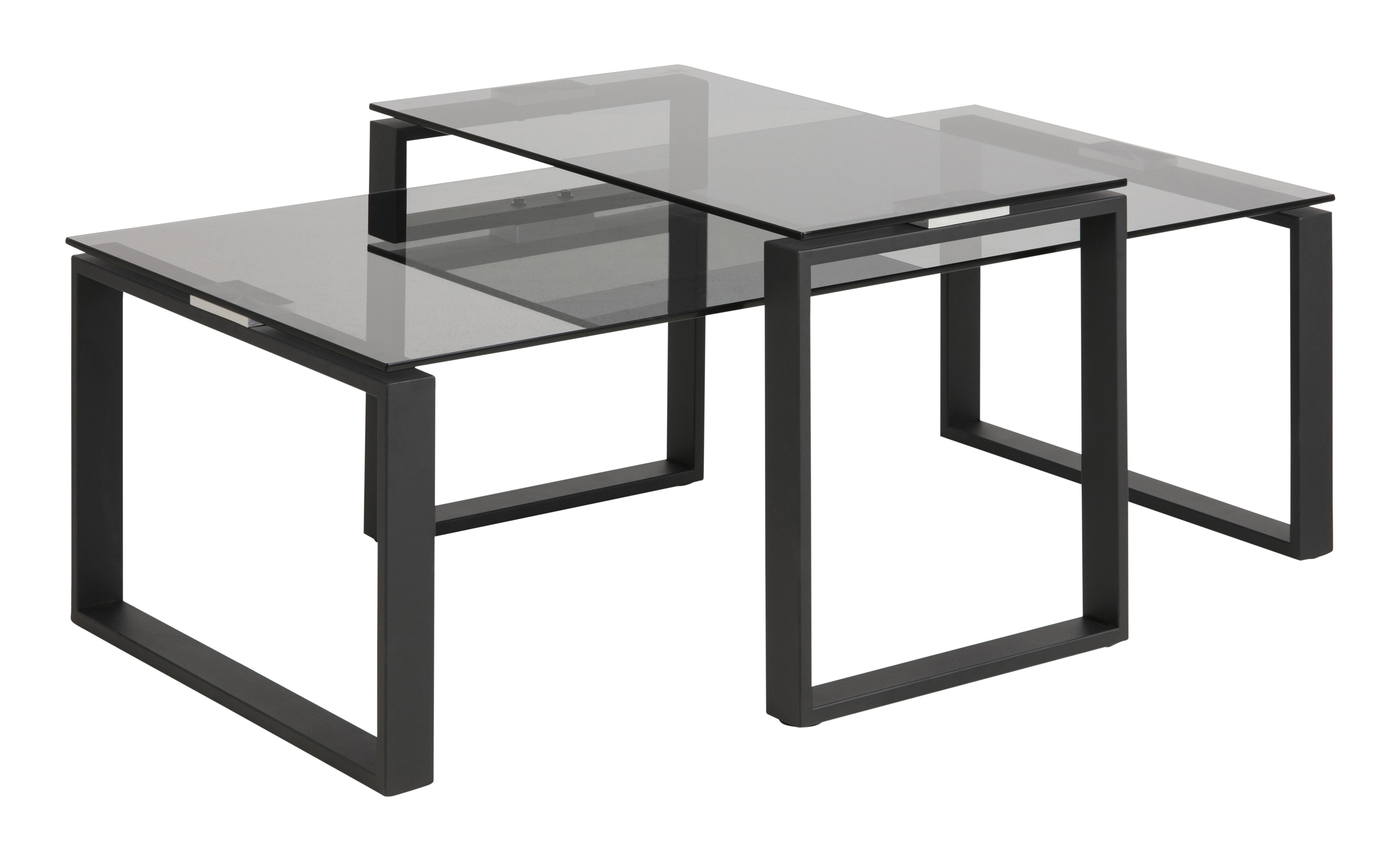 Bendt Salontafel 'Lone', Set van 2 stuks, 115 x 69cm met voordeel snel in huis via Meubel Partner