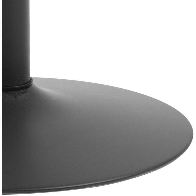 Bendt Ronde Eettafel 'Ina' kleur Zwart