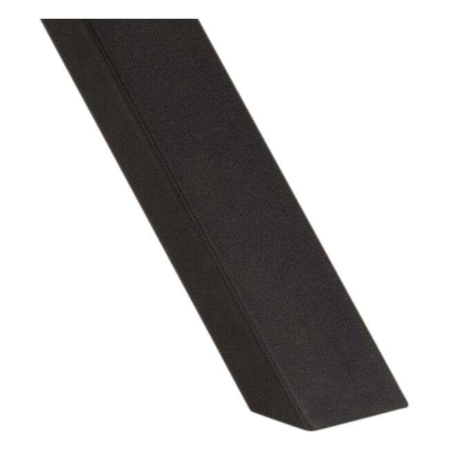 Bendt Eettafel 'Steen' met kruispoot, 160 x 90cm