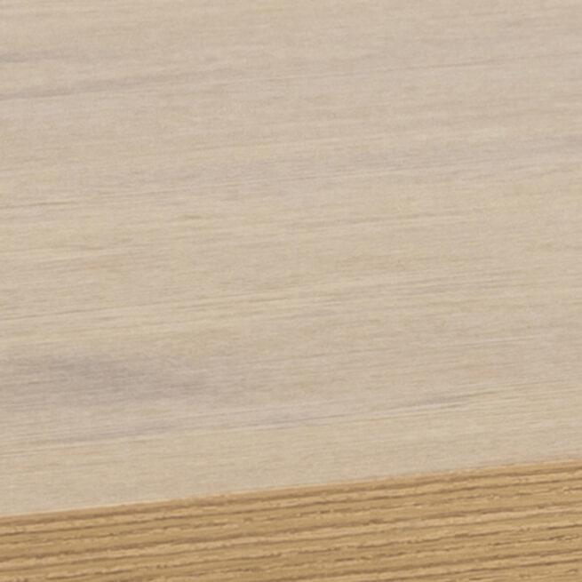 Bendt Eettafel 'Steyn' met U-poot, 160 x 90cm