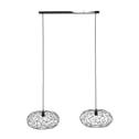 Hanglamp 'Debra' 2-lamps