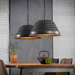 Hanglamp 'Herbert' 2-lamps Ø47cm