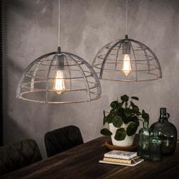 Hanglamp 'Naomie' 2-lamps