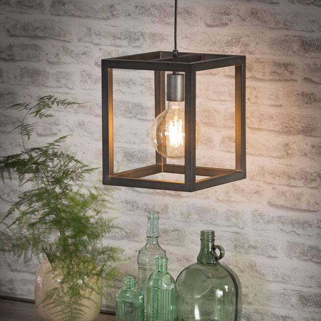 Hanglamp 'Terrance' 1-lamps 25 x 25cm
