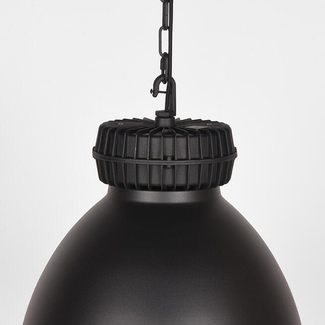 LABEL51 Hanglamp 'Heavy Duty', Metaal, kleur Zwart
