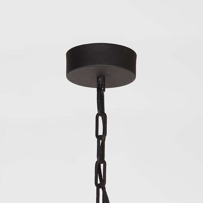 LABEL51 Hanglamp 'Industry', Metaal, kleur Zwart