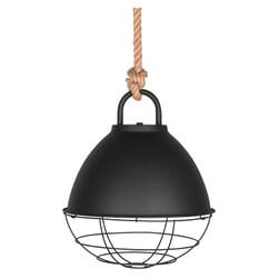 LABEL51 Hanglamp 'Korf', Metaal, kleur Zwart