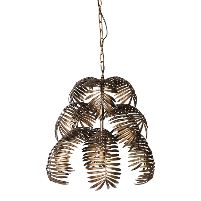 PTMD Hanglamp 'Salencia Gold'