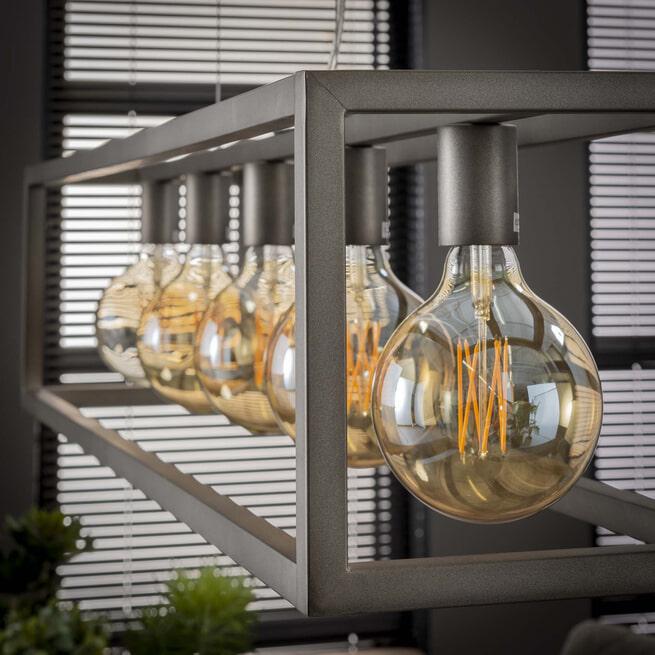Industriële Hanglamp 'Terrance'
