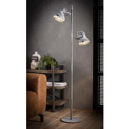 Industriële Vloerlamp 'Kerry' 2-lamps