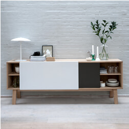 Interstil Dressoir 'Miso' 190cm