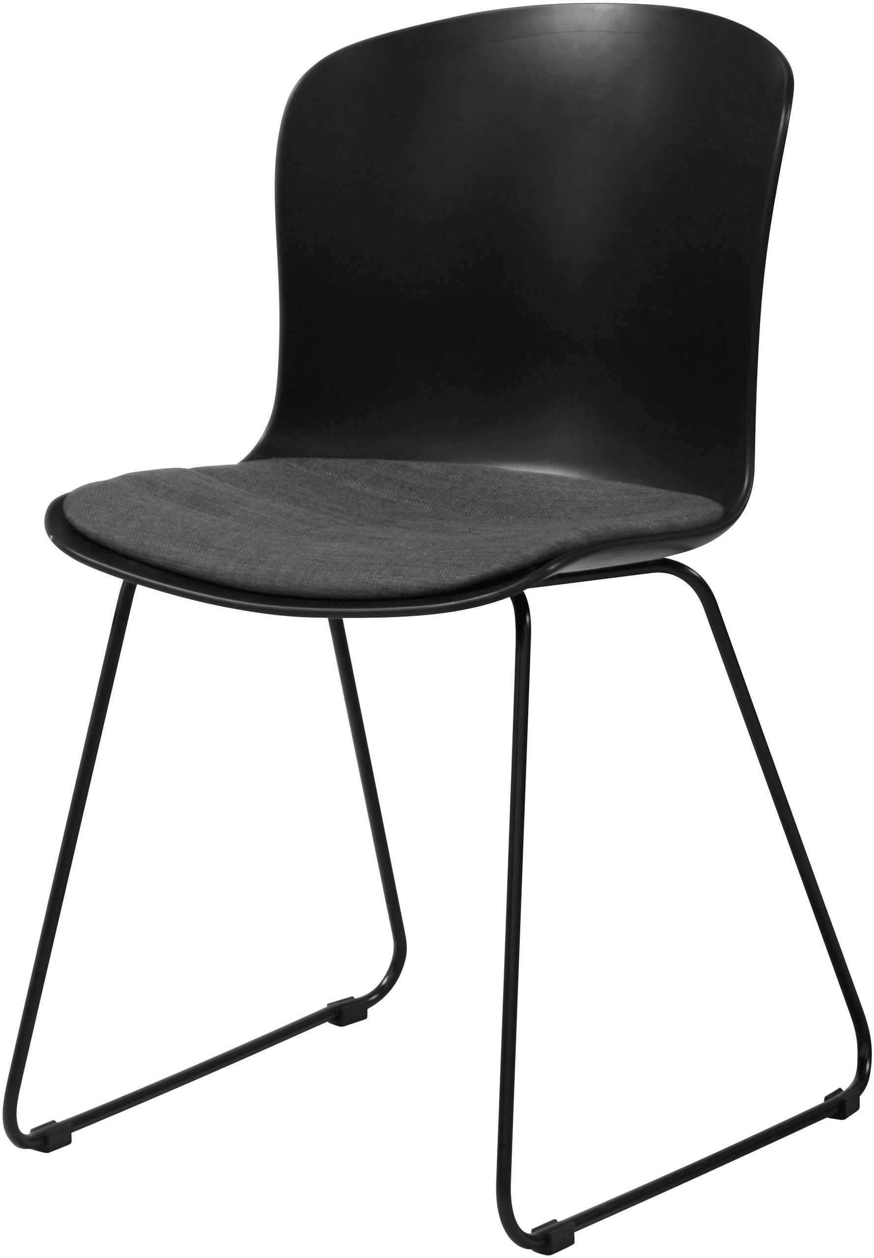 Interstil Eetkamerstoel 'Story 40', kleur zwart  vergelijken doe je het voordeligst hier bij Meubelpartner