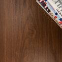 SoHome Uitschuifbare Eettafel 'Montreux' walnoot, 180-220 x 90cm