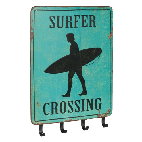 J-Line Kapstok 'Surfer'