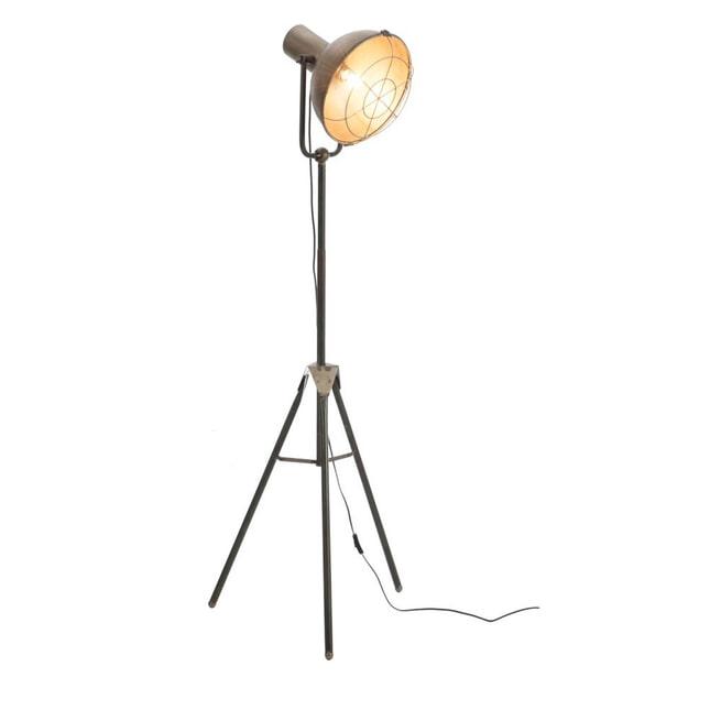 J-Line Vloerlamp 'Hendrina' 150cm hoog