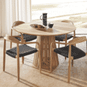 Kave Home Ronde Eettafel 'Jeanette' 120cm