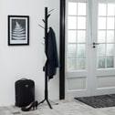 Kapstok 'Emelie' kleur zwart