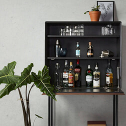 Kave Home Bar / Wandmeubel 'Kesia'