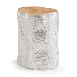 Kave Home Bijzettafel 'Hols' kleur Zilver