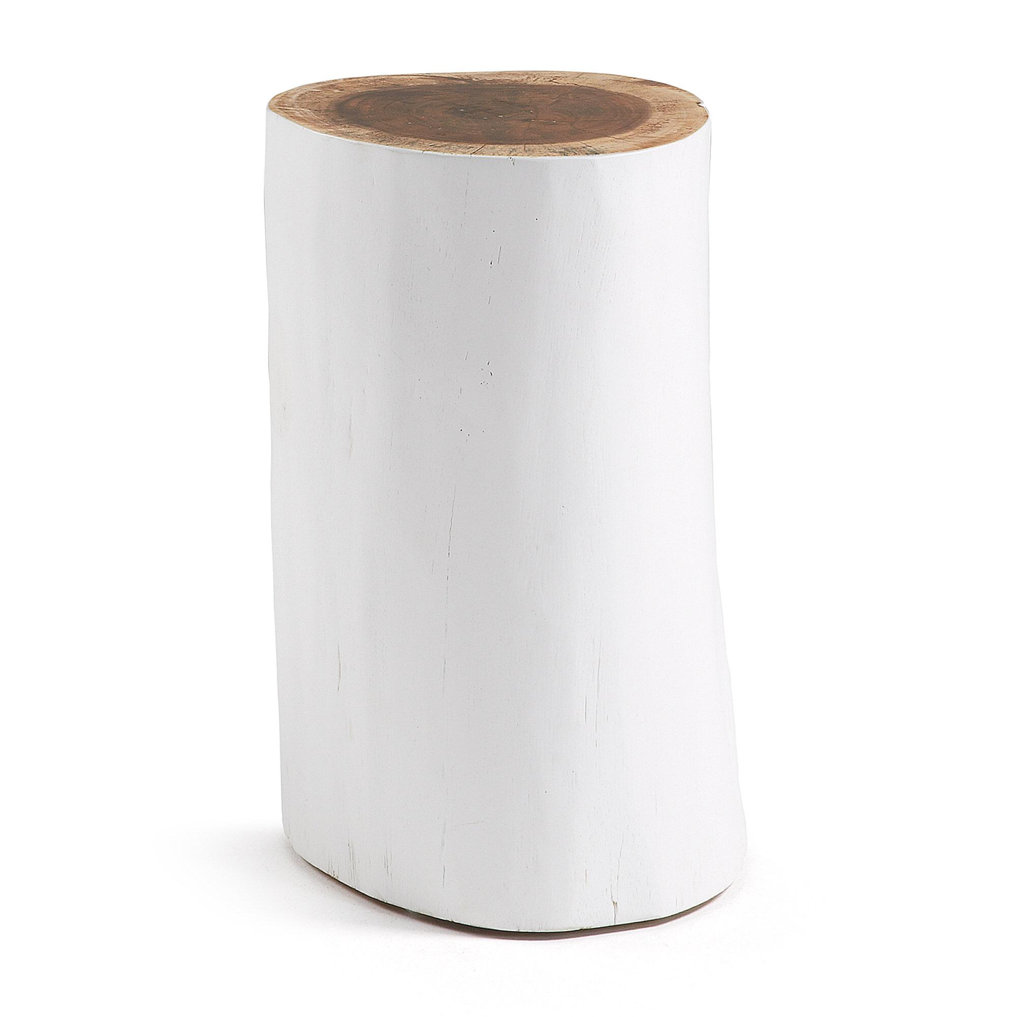 Kave Home Bijzettafel 'Hoppi' kleur Wit