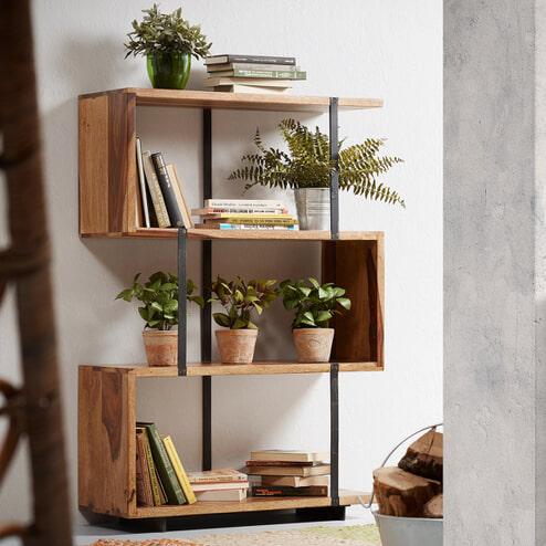Kave Home boekenkast 'Awin'