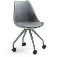 Kave Home Bureaustoel 'Ralf' kleur grijs