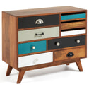 Kave Home Dressoir 'Conrad' met 9 laden
