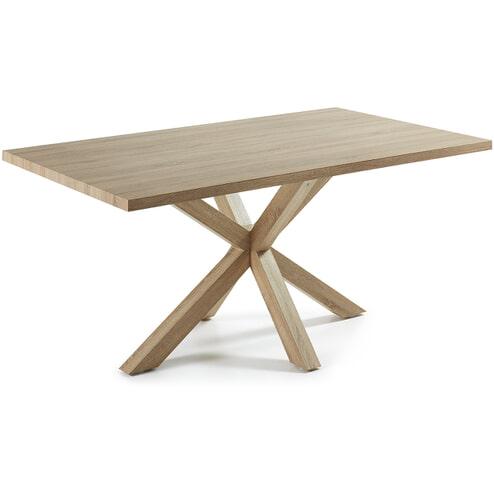 Kave Home Eettafel 'Argo' hout