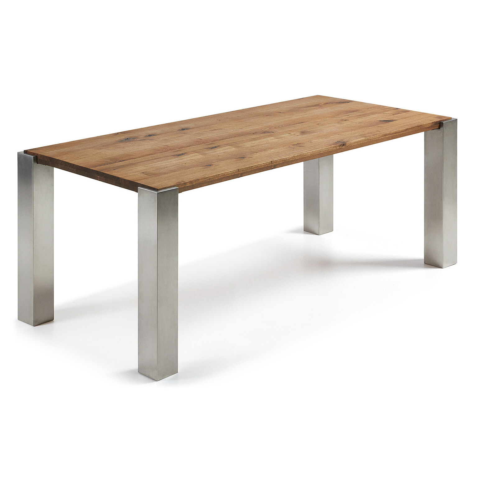 Kave Home Eettafel 'Carly' 220 x 100 cm