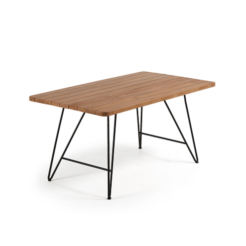 Kave Home Eettafel 'Comme'