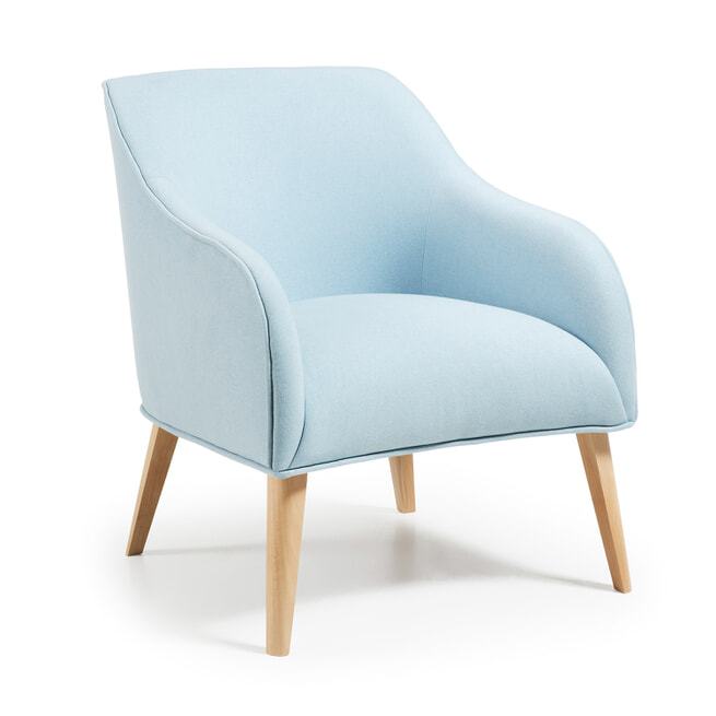 Kave Home Fauteuil 'Bobly'