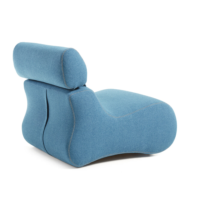 Kave Home Fauteuil 'Club'