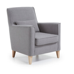 Kave Home Fauteuil 'Glam'