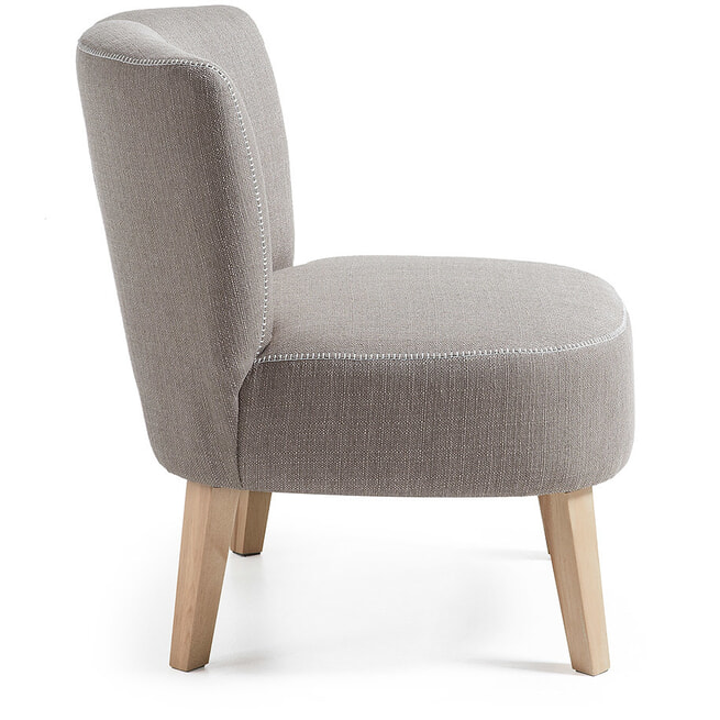 Kave Home Fauteuil 'Min'