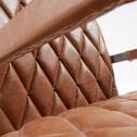 Kave Home Fauteuil 'Trans', kleur Bruin
