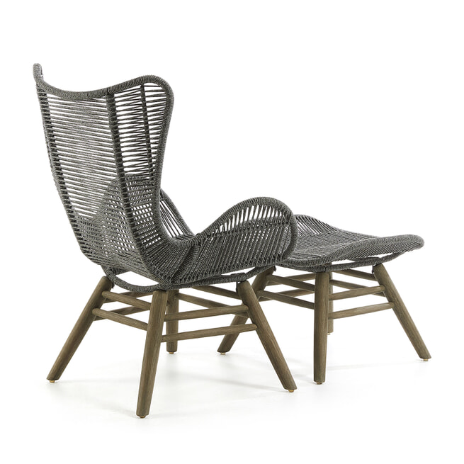 Kave Home Fauteuil 'Zabel'