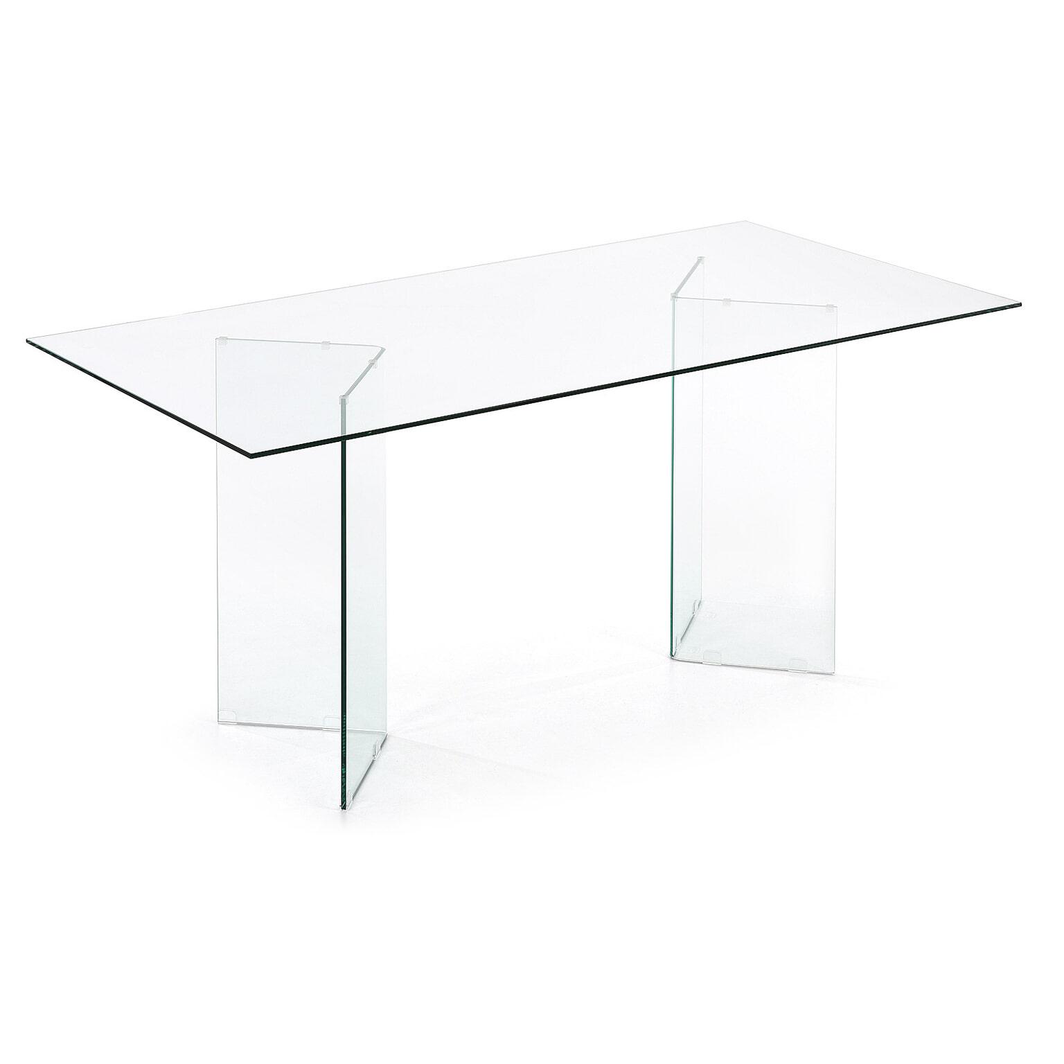 Super Glazen Eethoek Tafel TE-94