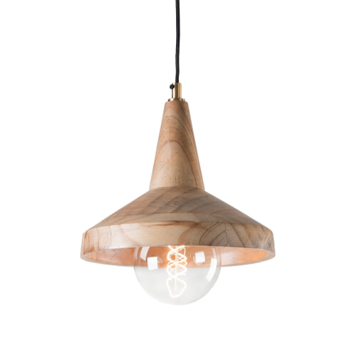 Kave Home Hanglamp 'Allie' 28cm