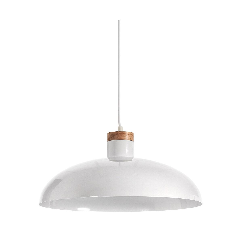 Kave Home Hanglamp 'Gotram', kleur wit