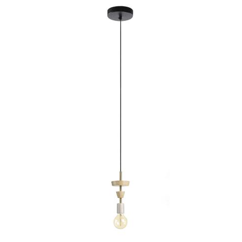 Kave Home Hanglamp 'Noala', kleur beige