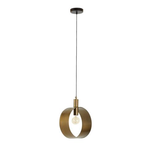 Kave Home Hanglamp 'Wist', kleur Koper