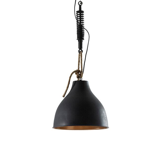 Kave Home Industriële hanglamp 'Sadie'