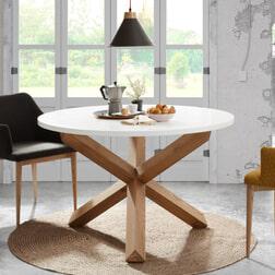 Witte Eettafel 180x90.Witte Eettafel Kopen Grote Collectie Meubelpartner