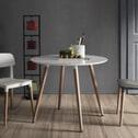 Kave Home Ronde Eettafel 'Wad' 100 cm