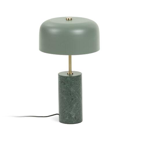 Kave Home Tafellamp 'Videl', kleur Groen