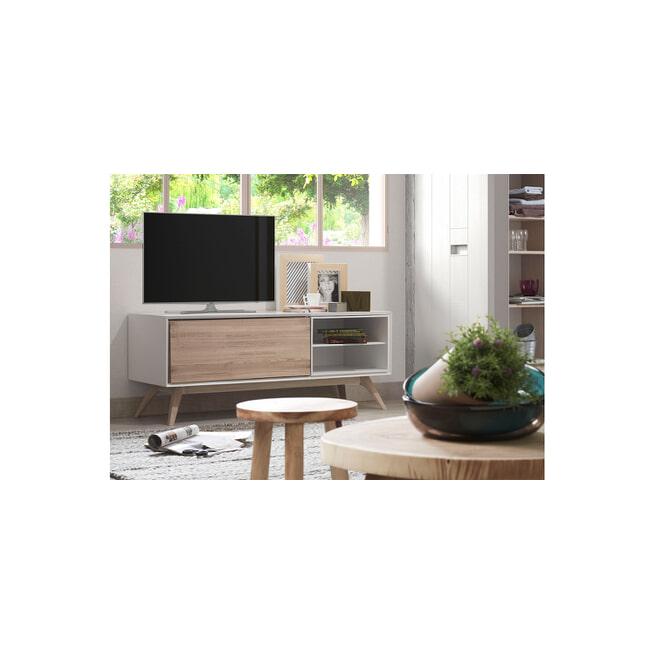 Kave Home Tv-meubel 'Eunice' 134 cm