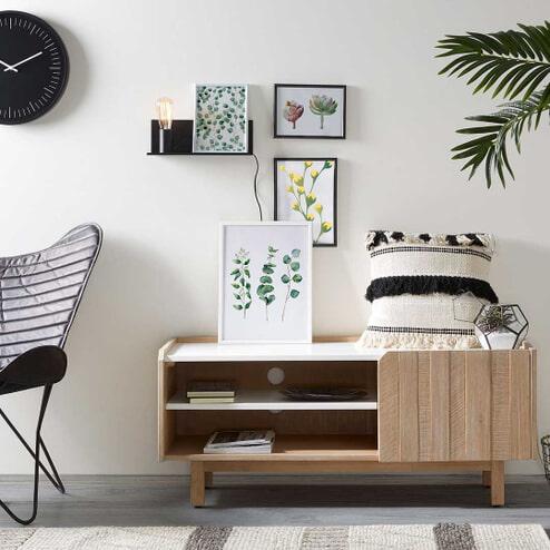 Kave Home Tv-meubel 'Sansa' 120cm