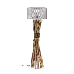 Kave Home Vloerlamp 'Namia'
