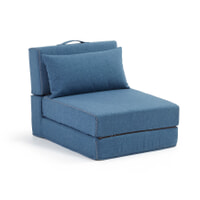 Kave Home Vouwbed 'Arty' kleur donkerblauw